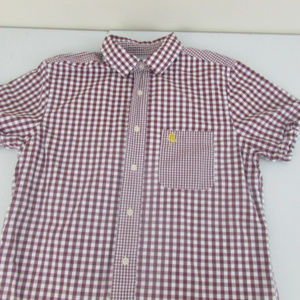 Five Four Mark McNairy Small Mens Short Sleeve